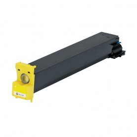 Cartouche Konica Minolta 405350 (Jaune) Compatible