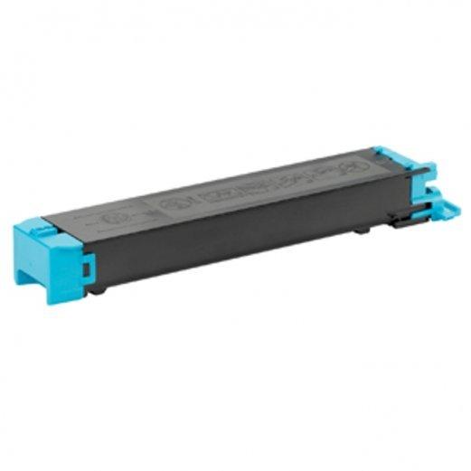 Cartouche Sharp MX-C40NTC (Cyan) Compatible