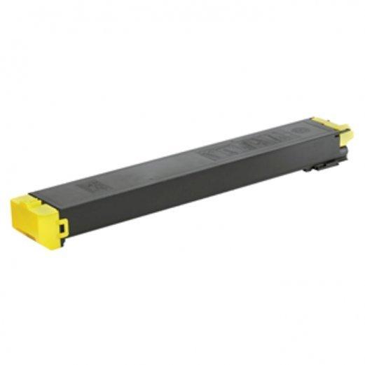 Cartouche Sharp MX-36NTYA (Jaune) Compatible