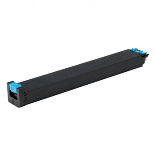 Cartouche Sharp MX-51NTCA (Cyan) Compatible