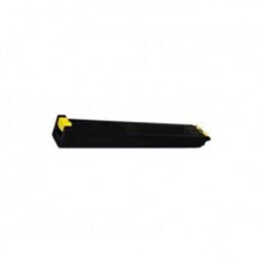Cartouche Sharp MX-23NTYA (Jaune) Compatible