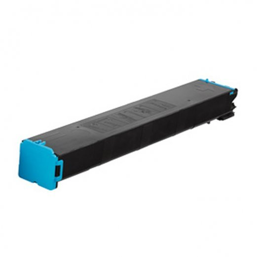 Cartouche Sharp MX-60NTCA (Cyan) Compatible