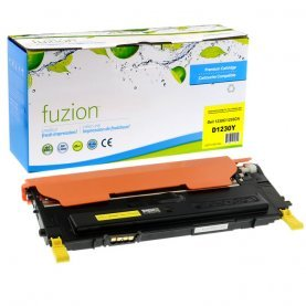 Cartouche Dell 330-3013 (Jaune) Compatible