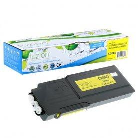 Cartouche Dell A7310342 (Jaune) Compatible