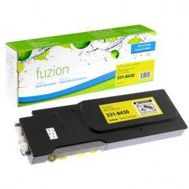 Cartouche Dell 331-8430 (Jaune) Compatible