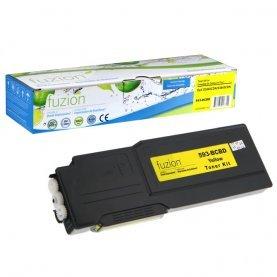 Cartouche Dell YC7M7 (Jaune) Compatible