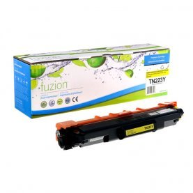 Cartouche Brother TN-223Y (Jaune) Compatible