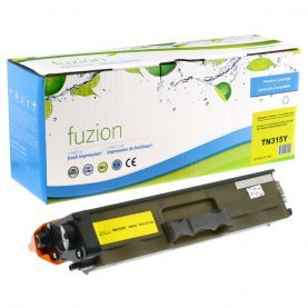 Cartouche Brother TN-315Y (Jaune) Compatible
