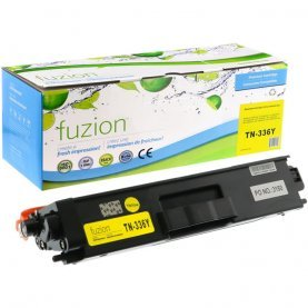 Cartouche Brother TN-336Y (Jaune) Compatible