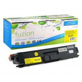 Cartouche Brother TN-339Y (Jaune) Compatible