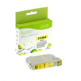 Cartouche Epson T126420 (Jaune) Compatible