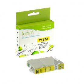 Cartouche Epson T127420 (Jaune) Compatible