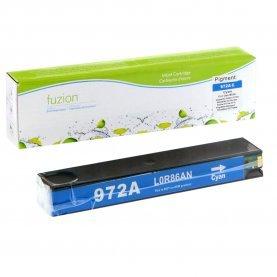 Cartouche HP L0R86AN No.972A (Cyan) Compatible