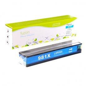 Cartouche HP L0R09A No.981X (Cyan) Compatible