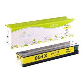 Cartouche HP L0R11A No.981X (Jaune) Compatible