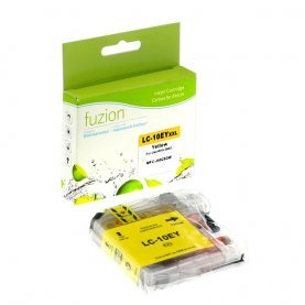 Cartouche Brother LC-10EY (Jaune) Compatible