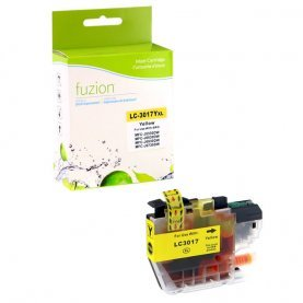 Cartouche Brother LC-3017Y (Jaune) Compatible