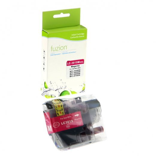 Cartouche Brother LC-3019M (Magenta) Compatible