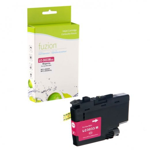 Cartouche Brother LC-3033M (Magenta) Compatible